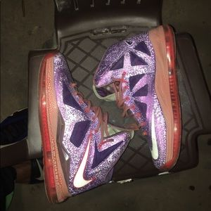 """Nike Lebron 10 AS """" All Star- Extraterrestrial """""""